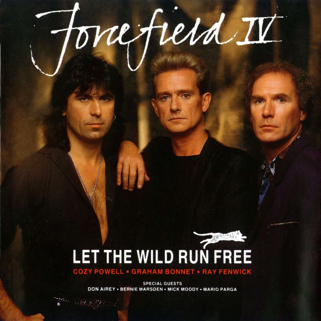 Cd forcefield to oz and back japons r 8000 forcefield let the wild run fandeluxe Choice Image